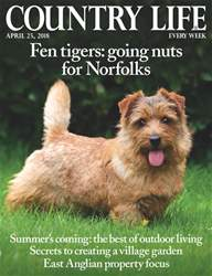 Country Life issue 25th April 2018