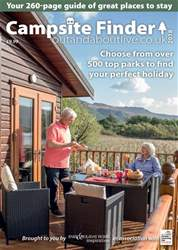 Park and Holiday Home Inspiration magazine issue Campsite Finder 2018