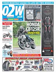 O2W - June 2018 issue O2W - June 2018