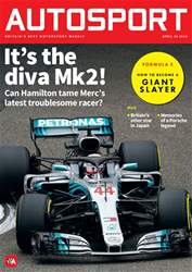 Autosport issue 26th April 2018