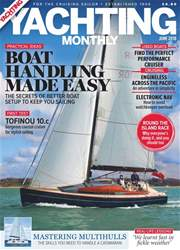 Yachting Monthly issue June 2018
