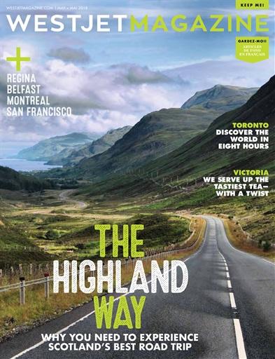 WestJet Magazine Preview