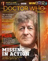 Doctor Who Magazine issue 525