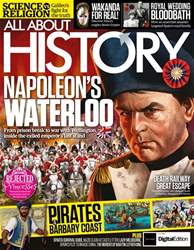 All About History issue Issue 64