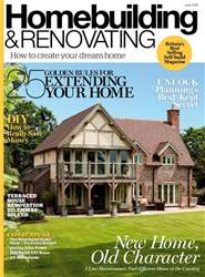 Homebuilding & Renovating Magazine issue June 2018
