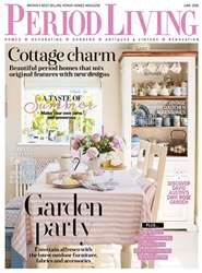 Period Living Magazine issue June 2018