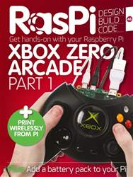 RasPi issue Issue 46