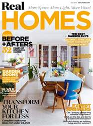 Real Homes Magazine issue June 2018