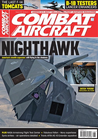 Combat Aircraft issue   June 2018