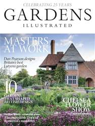 Gardens Illustrated issue May 2018