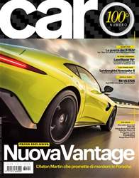 CAR magazine Italia issue CENTO