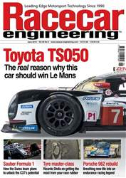 Racecar Engineering issue Racecar Engineering