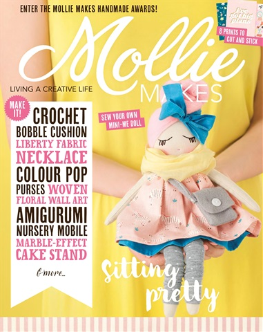 Mollie Makes issue Issue 92