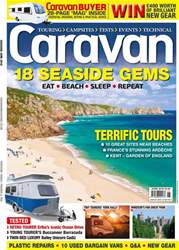 Caravan Magazine issue Caravan Magazine | Seaside Gems | Terrific Tours | June 2018