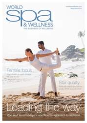 World Spa & Wellness issue World Spa & Wellness
