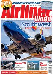 Airliner World issue   June 2018