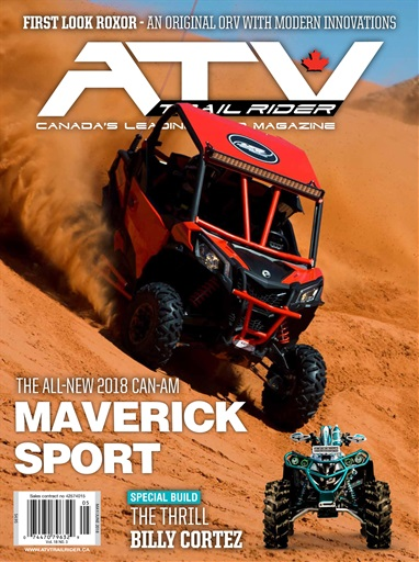 ATV Trail Rider Digital Issue