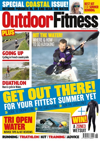 Outdoor Fitness issue June 2018