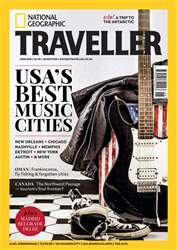 National Geographic Traveller (UK) issue June 2018