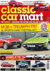 Classic Car Mart issue June 2018
