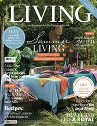 Staffordshire Living Magazine Cover