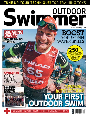 Outdoor Swimmer issue May 2018