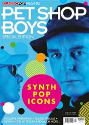 Classic Pop Presents issue Pet Shop Boys