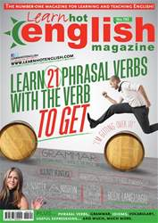 Learn Hot English issue 192