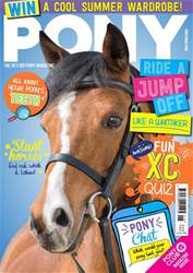 PONY Magazine – June 2018 issue PONY Magazine – June 2018