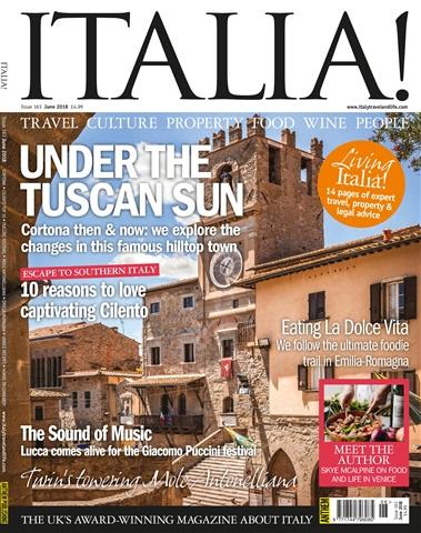 Italia! issue Jun-18