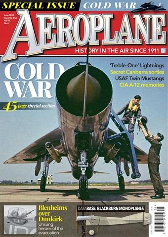 Aeroplane issue   June 2018
