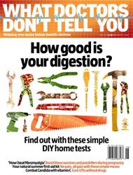 What Doctors Don't Tell You (US Edition) issue June 2018