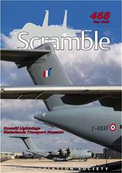 Scramble Magazine issue 468 - May 2018