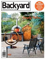 Backyard issue Issue#16.1 2018