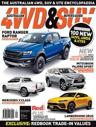 Australian 4WD and SUV Buyers Guide issue Issue #31