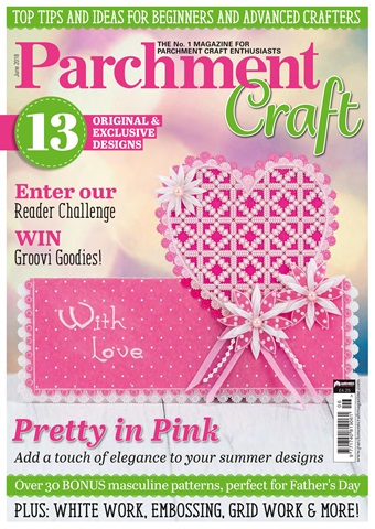 Parchment Craft issue June 2018