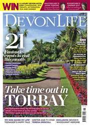 Devon Life issue Jun-18