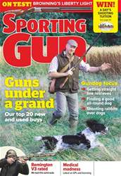Sporting Gun issue June 2018