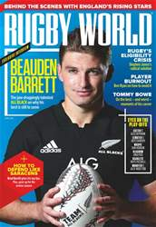 Rugby World issue June 2018