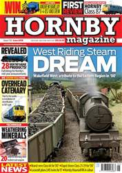 Hornby Magazine issue   June 2018