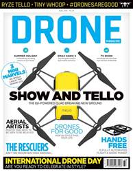 Drone Magazine issue Drone Magazine Issue 33