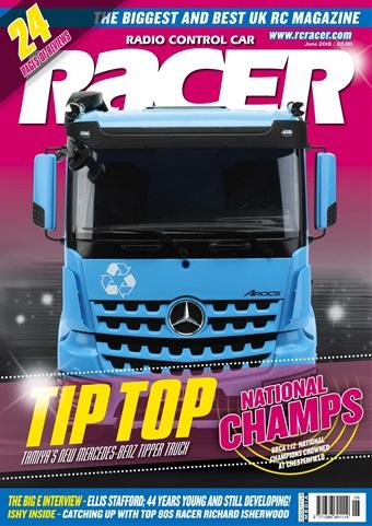 Radio Control Car Racer issue June 2018