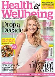 Health & Wellbeing issue Jun-18