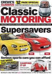 Classic Motoring issue Jun-18