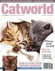 Cat World issue Issue 483