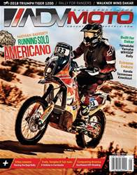 Adventure Motorcycle issue May/Jun 2018