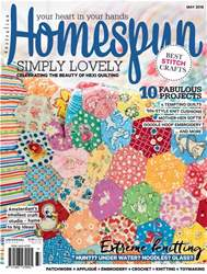 Homespun issue Issue#19.5 2018