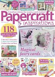 Papercraft Inspirations issue June 2018