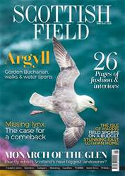 Scottish Field issue June 2018