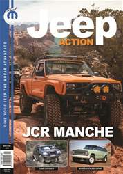 Jeep Action issue May / June 2018